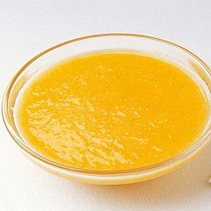 水蜜桃醬汁