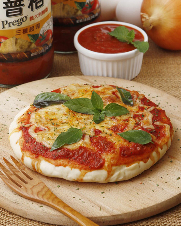 食譜:馬格麗特披薩