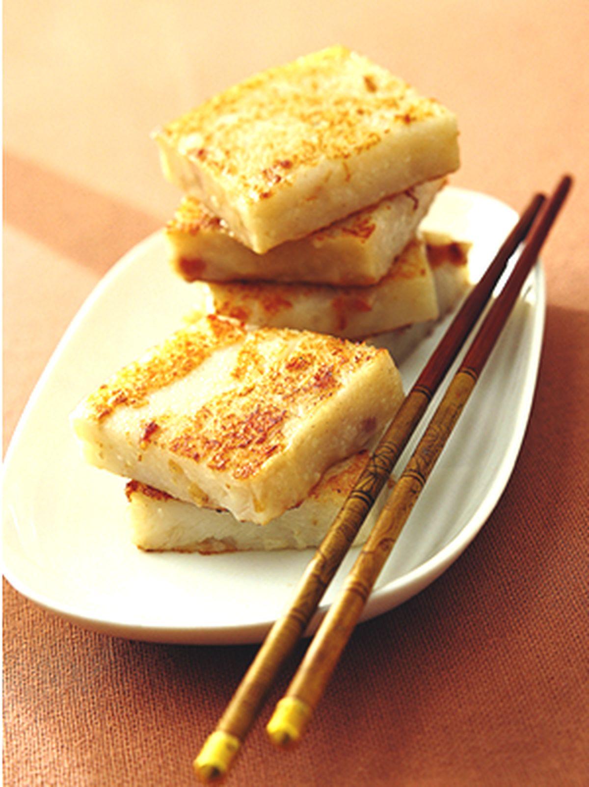 食譜:臘味蘿蔔糕(2)