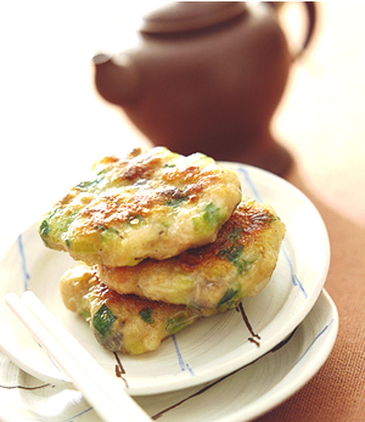 食譜:香煎韭菜餅