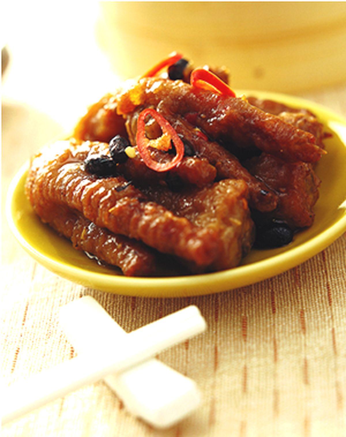 食譜:柱侯醬鳳爪