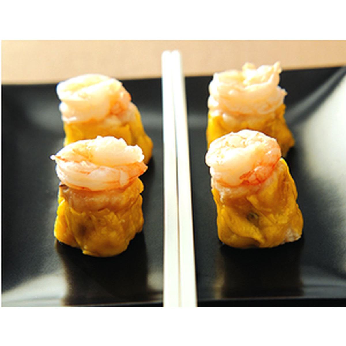 食譜:蝦仁蒸燒賣