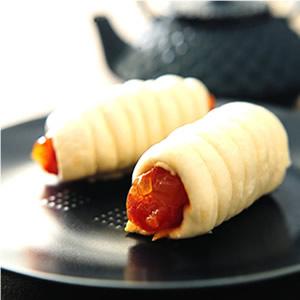 風味臘腸卷