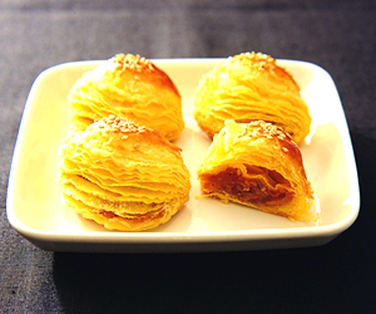 食譜:金牌叉燒酥