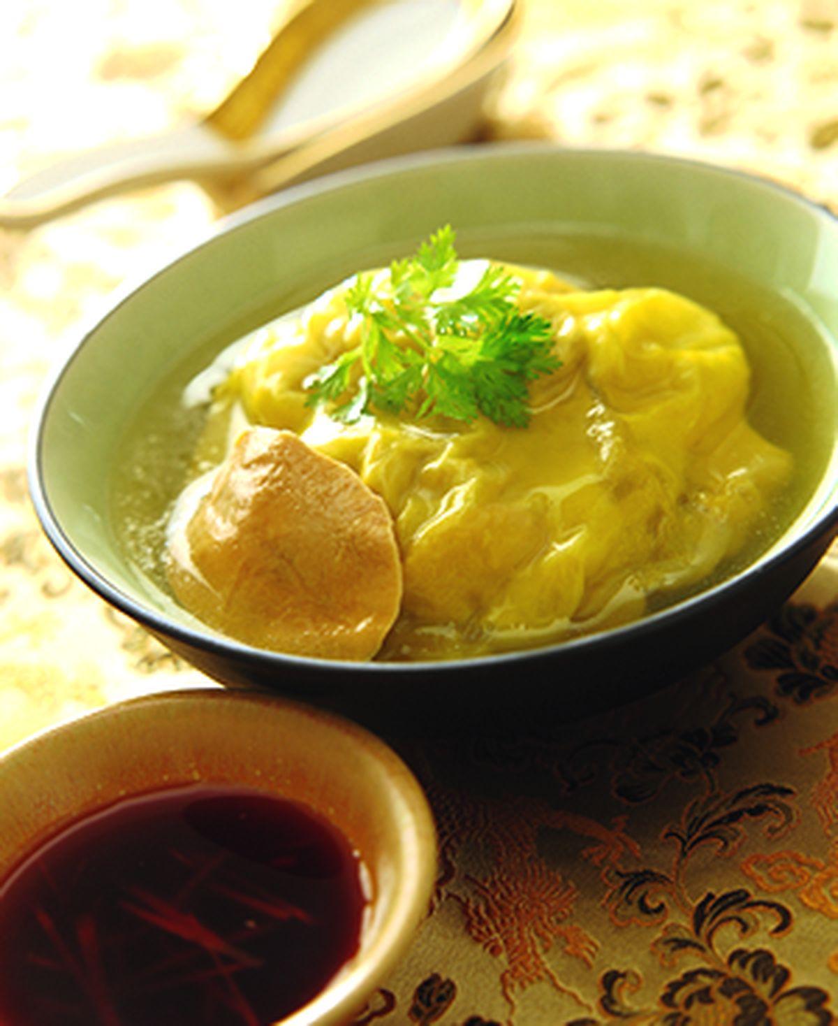 食譜:鮑魚灌湯包