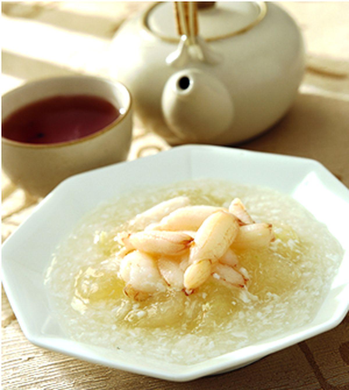 食譜:蟹肉煨冬瓜