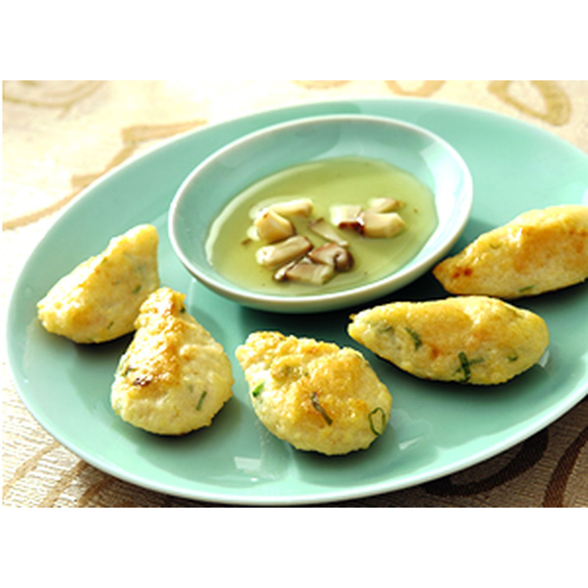 食譜:琵琶嫩豆腐