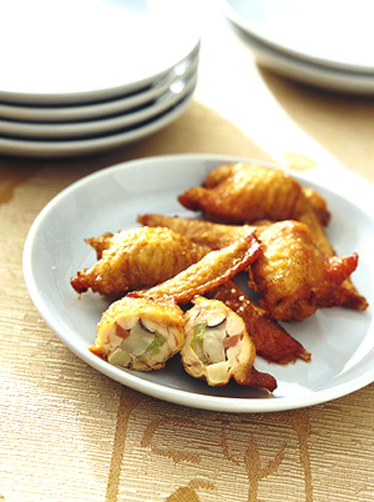 食譜:干燒鳳翼翅
