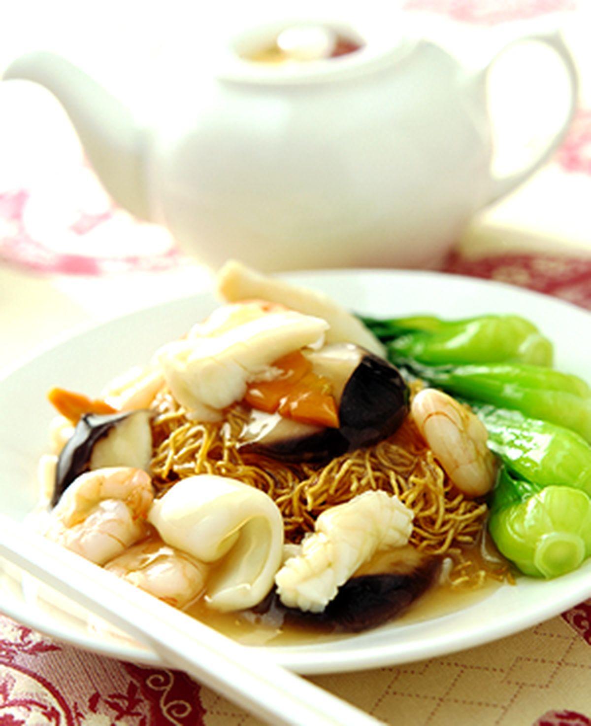 食譜:廣式香炒麵