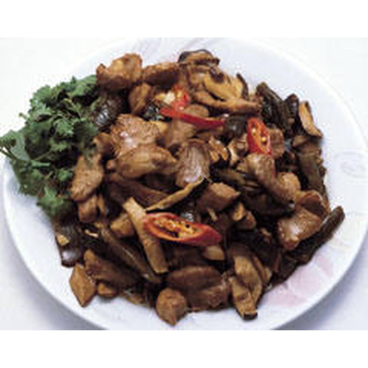 食譜:炒瓜仔肉