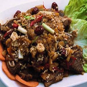 韓式紅燒牛小排