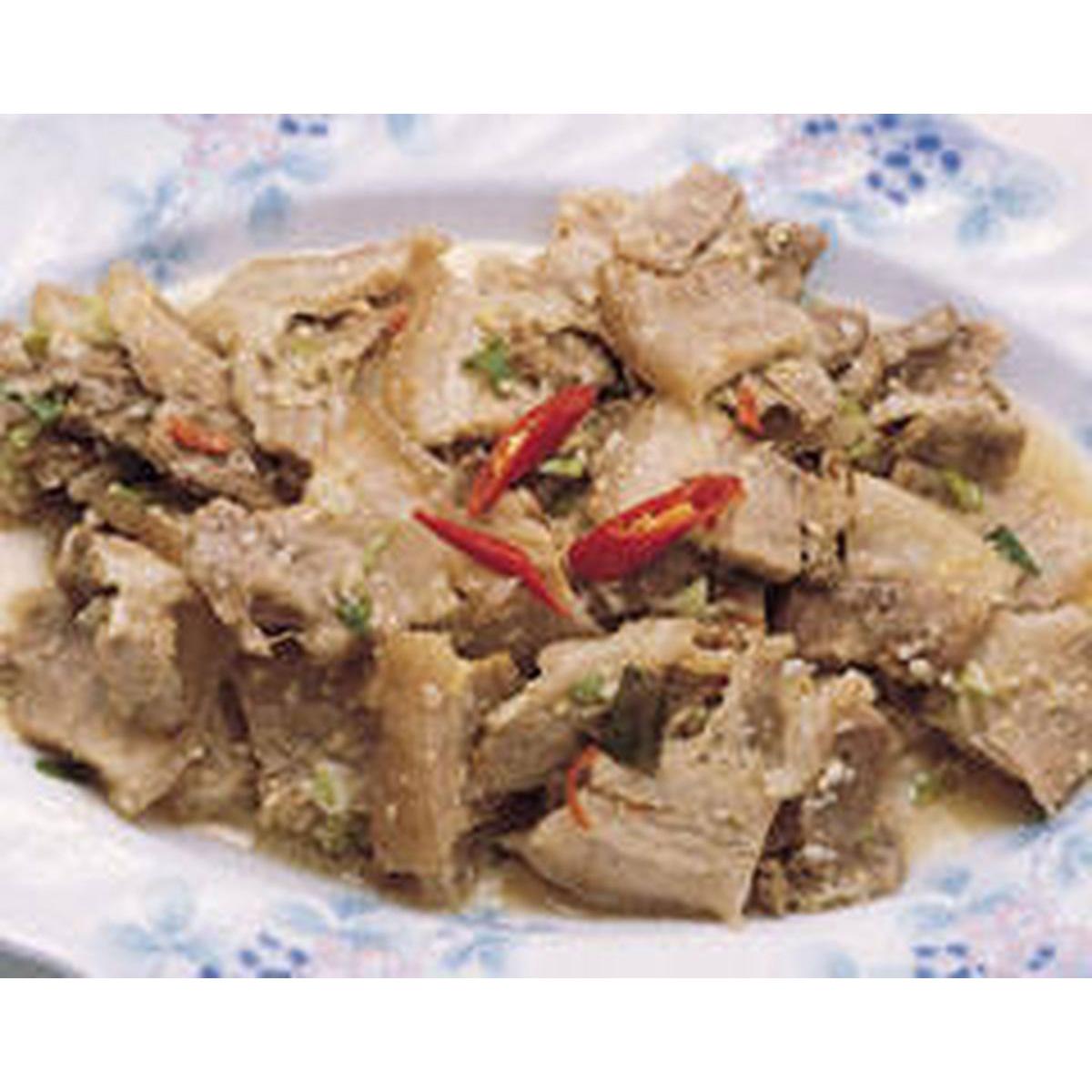 食譜:雲南白肉