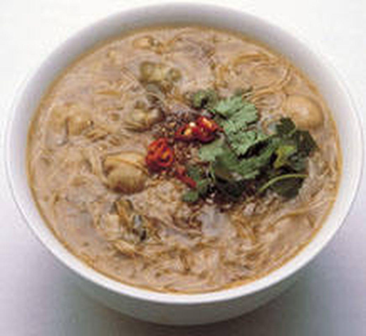 食譜:蚵仔大腸麵線