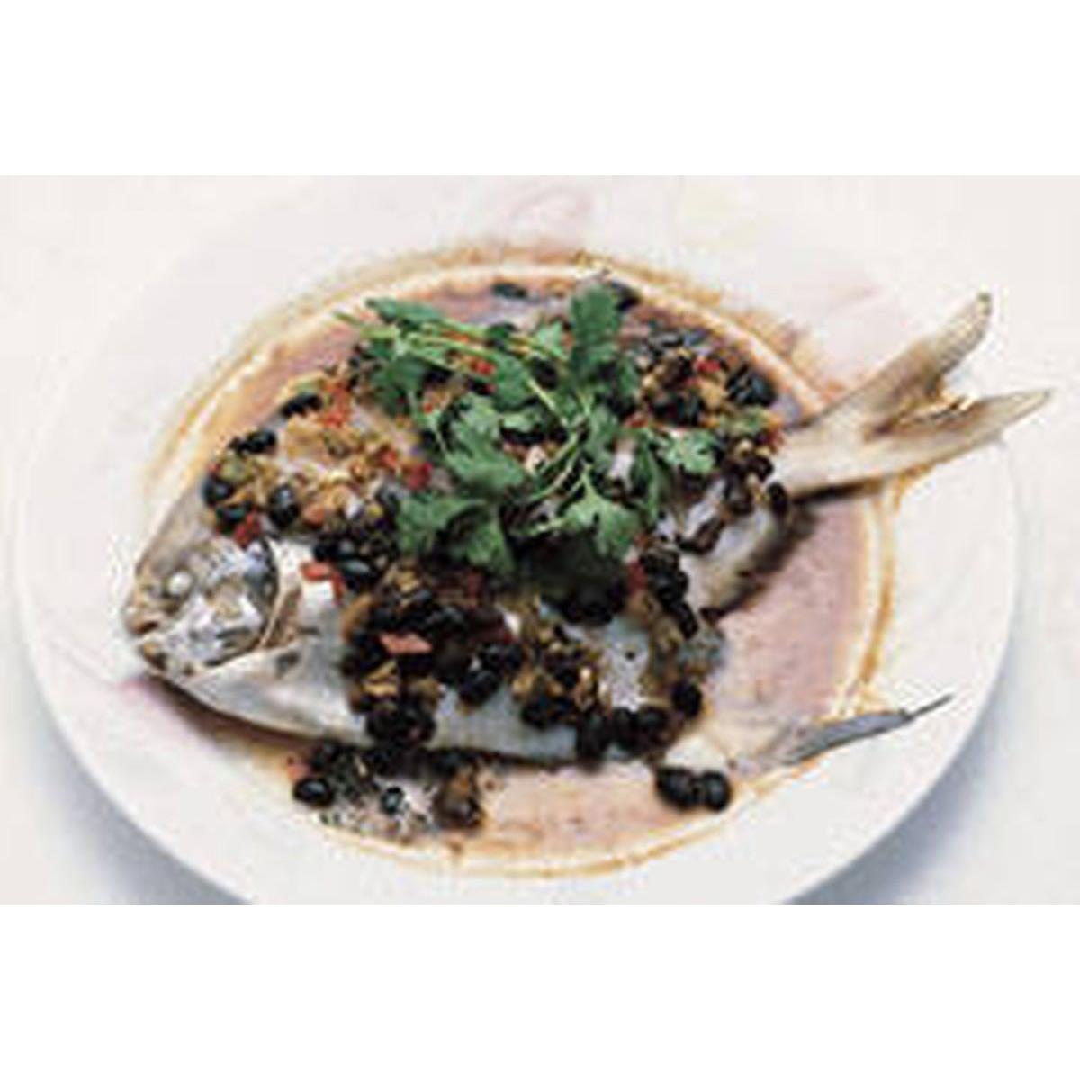 食譜:豉汁蒸魚