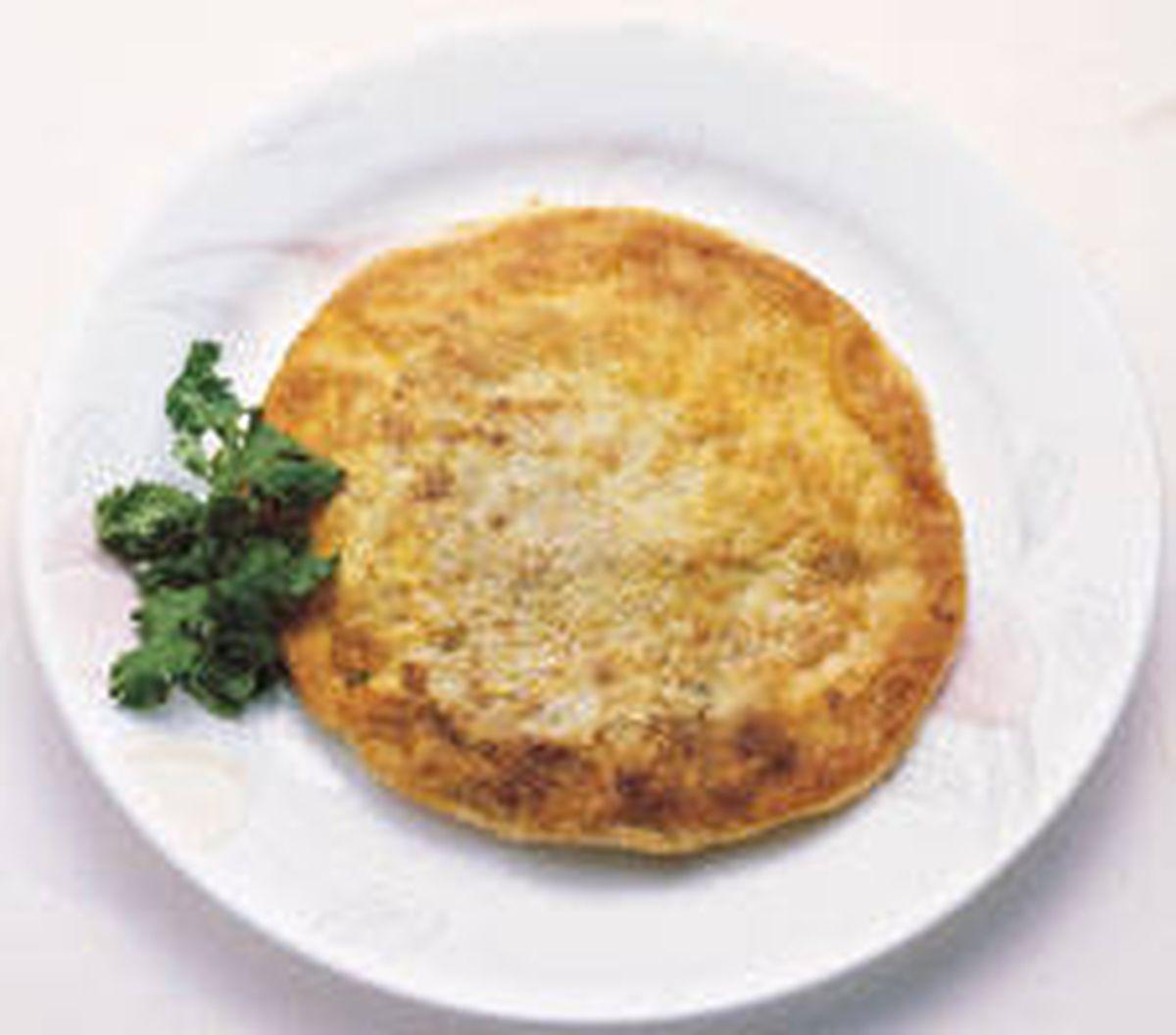 食譜:菜脯蛋(1)