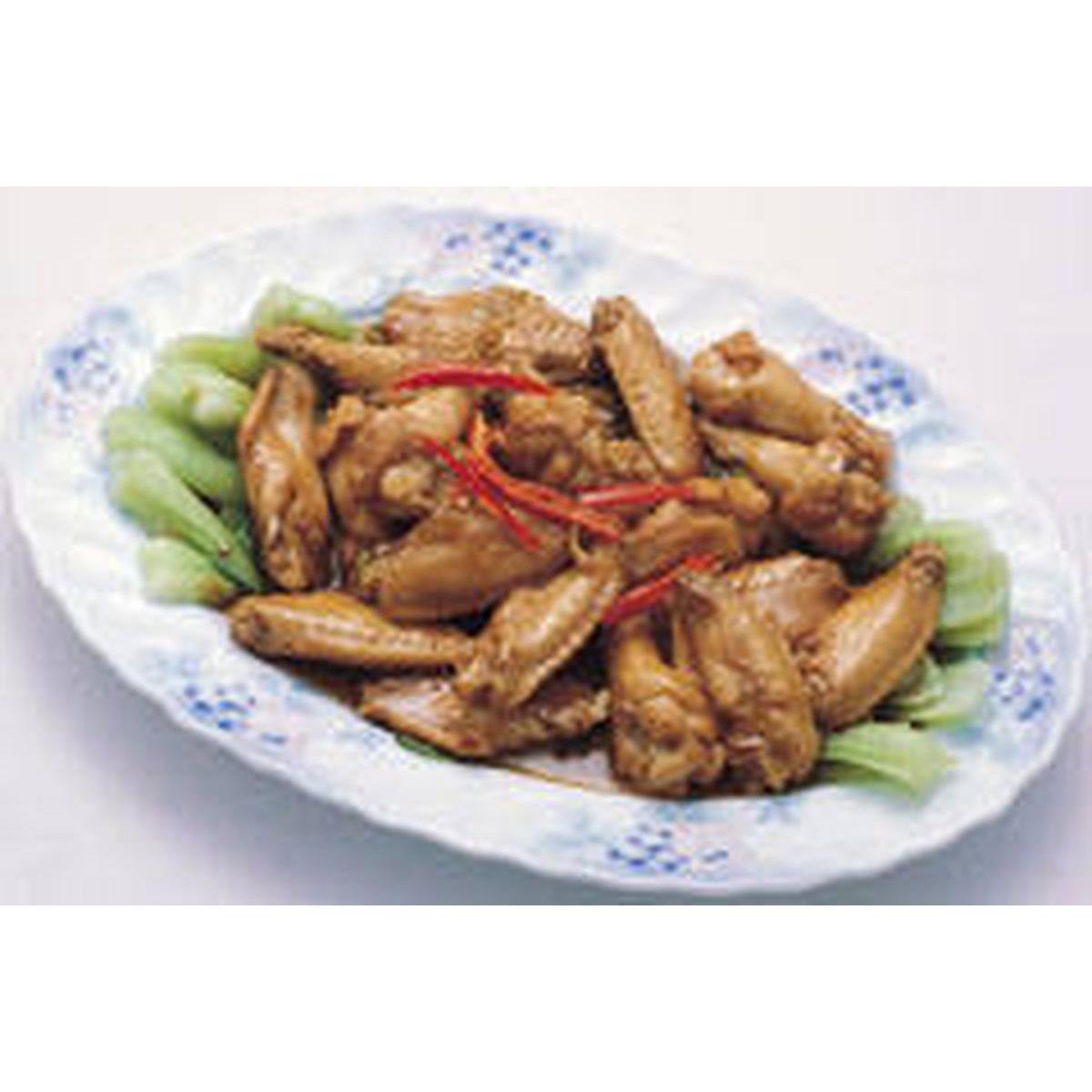 食譜:蠔油雞翅