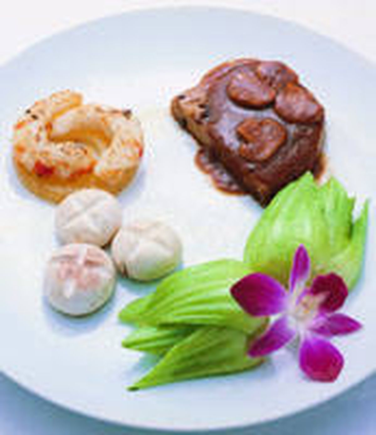 食譜:海陸餐