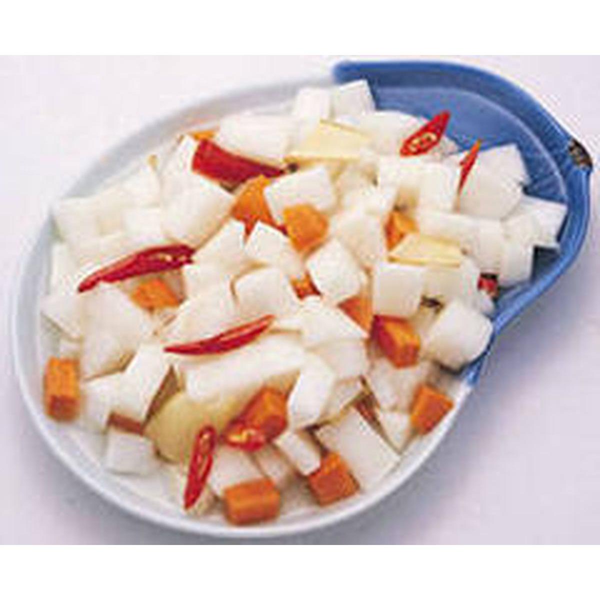 食譜:廣東泡菜