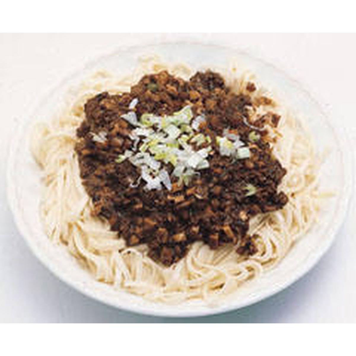 食譜:炸醬麵(1)