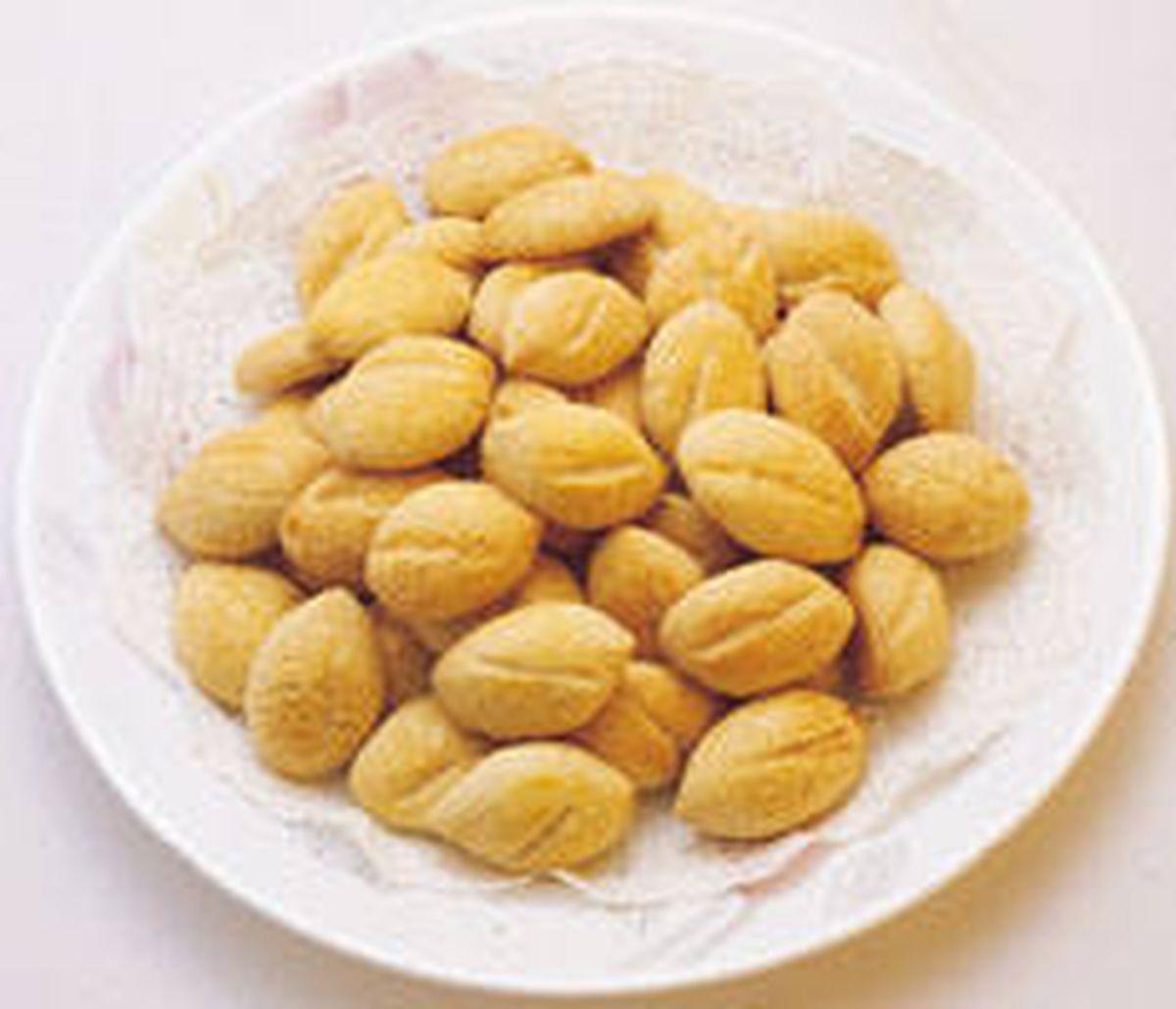 食譜:小橄欖餅乾