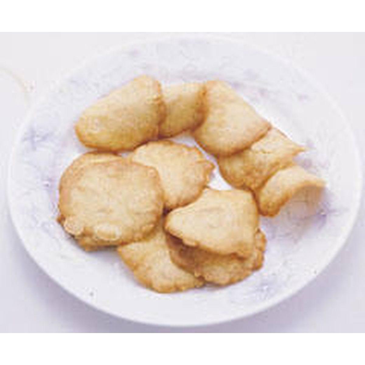 食譜:杏仁脆餅