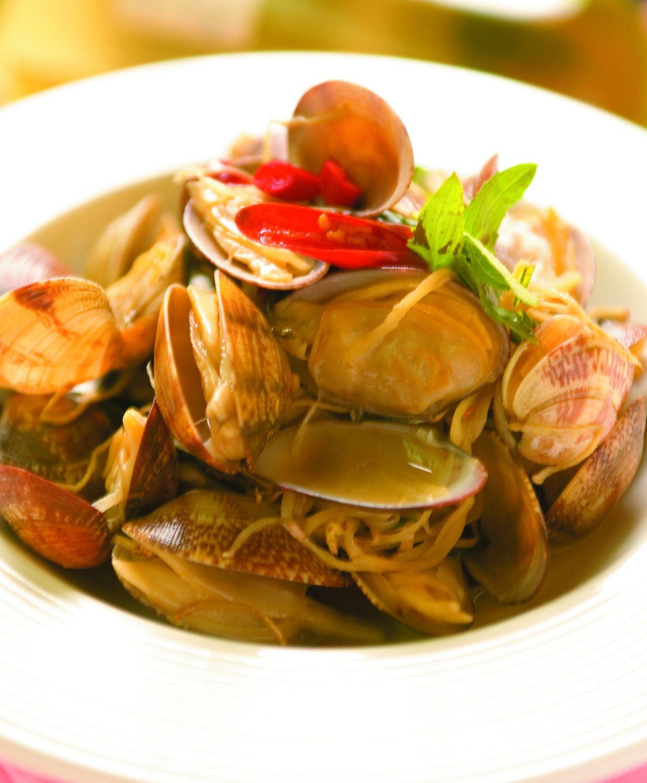 食譜:炒海瓜子(4)