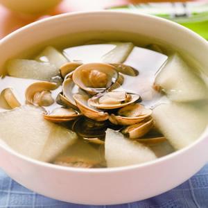 冬瓜蛤蠣湯(1)