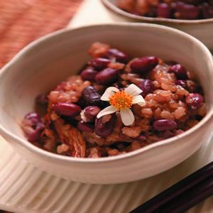 利水紅豆飯