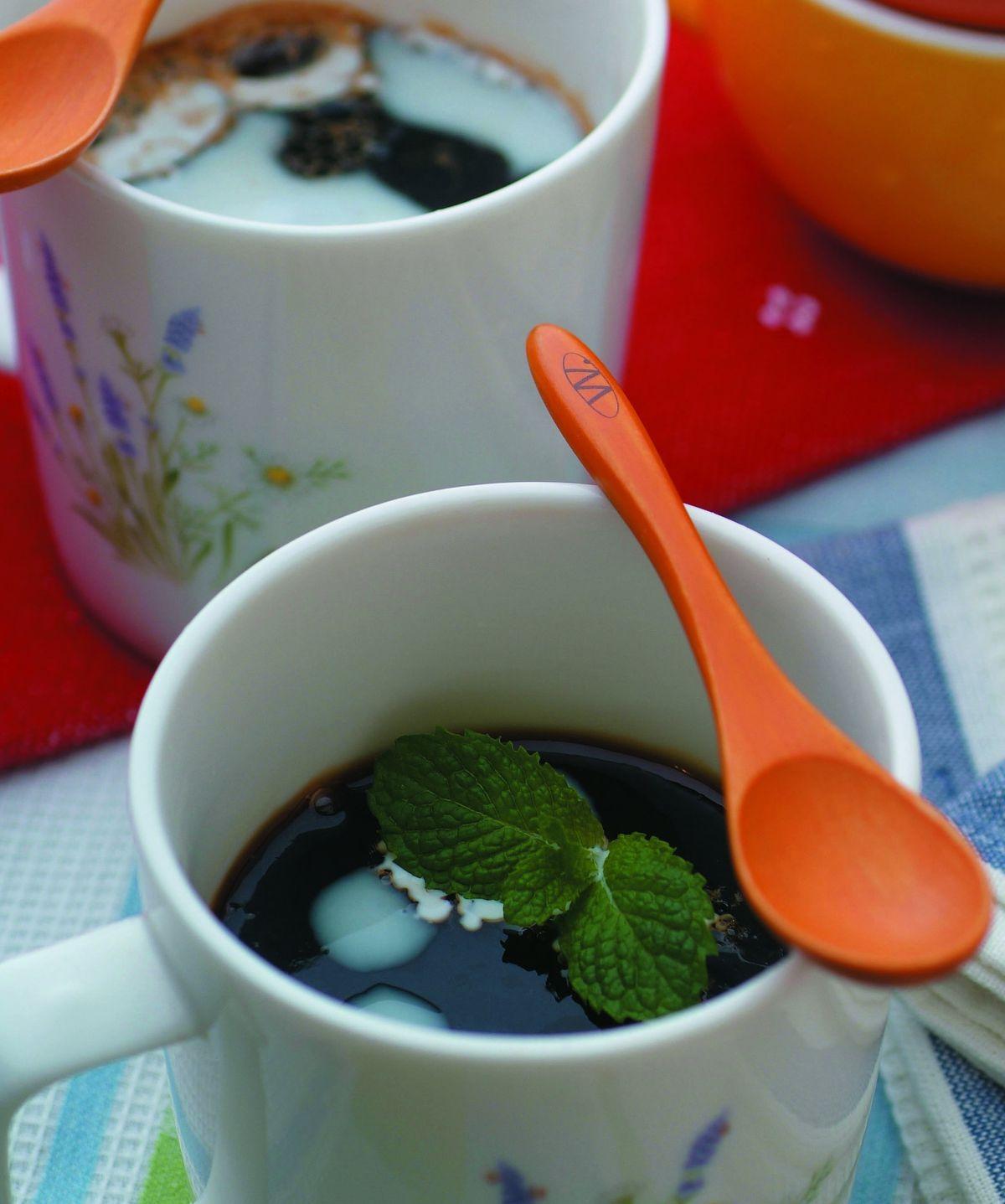 食譜:咖啡凍(1)