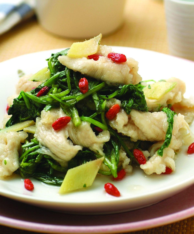 食譜:皇宮菜溜魚片