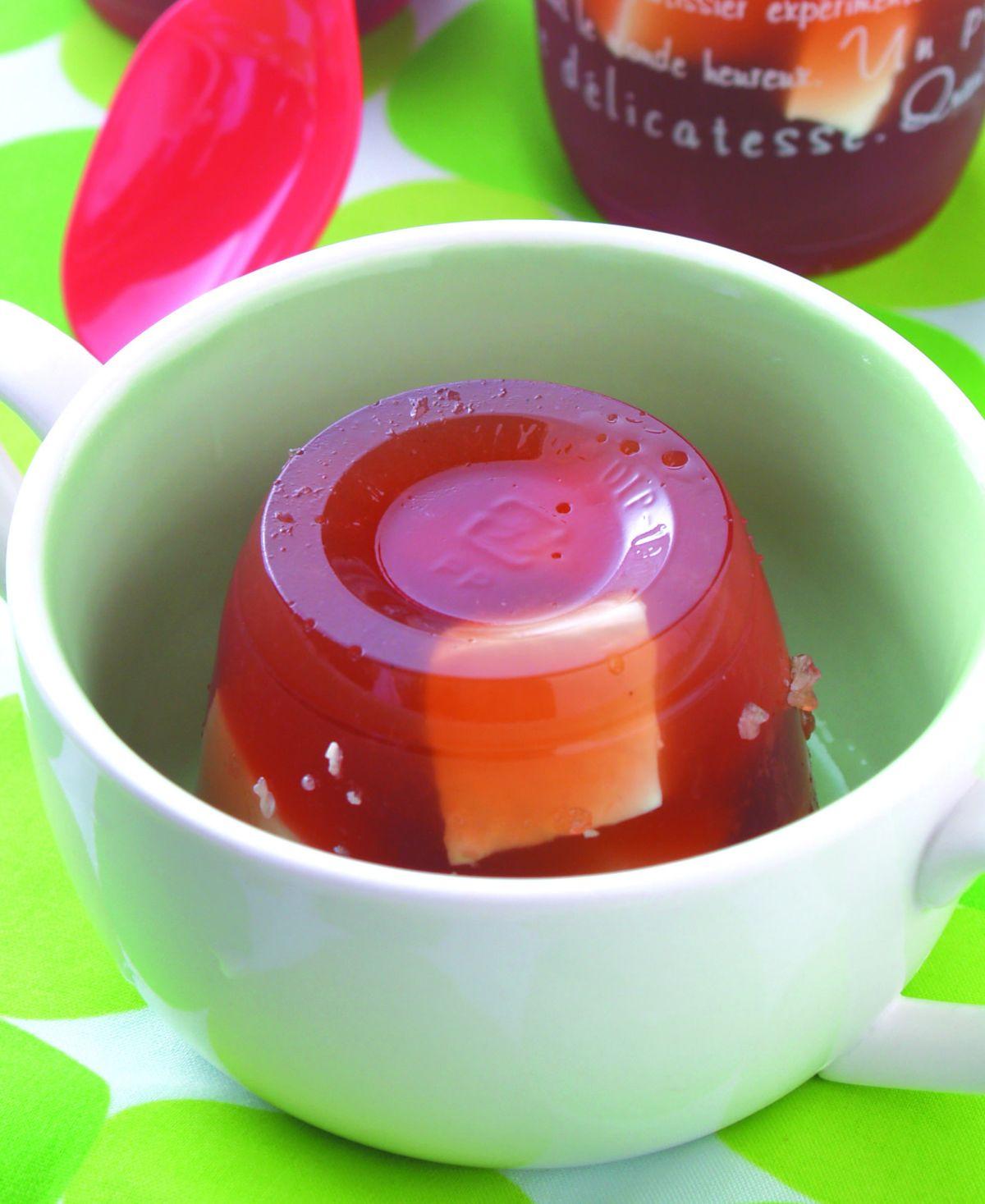 食譜:奶茶凍飲