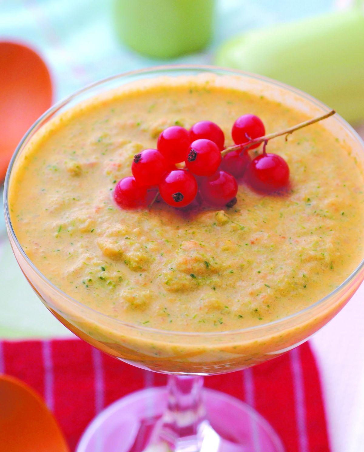 食譜:花椰菜冷湯