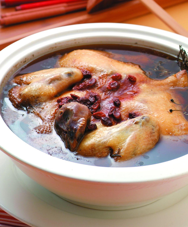 食譜:風茹草燉雞