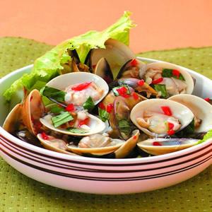 義式醃漬蛤蜊