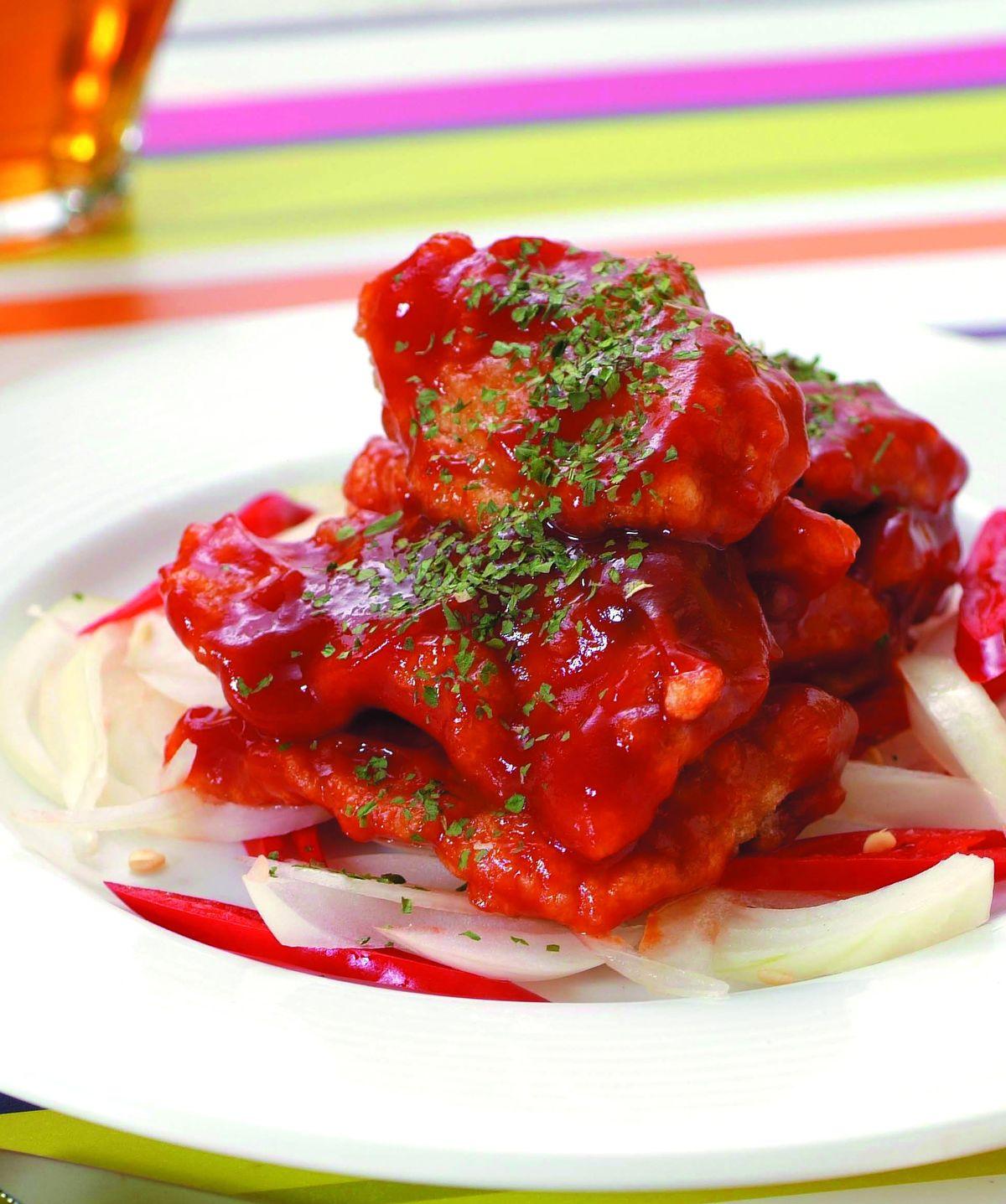 食譜:印尼鯛魚沙拉