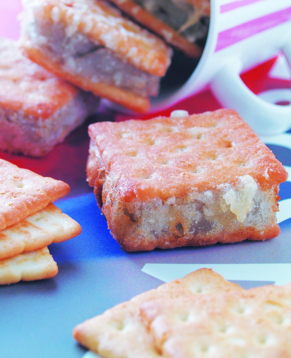 食譜:炸芋頭餅