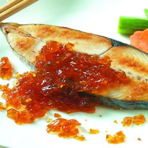 寒天醋凍佐鮮魚