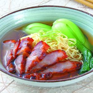 叉燒湯麵(1)