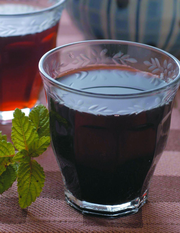 食譜:仙草茶(2)