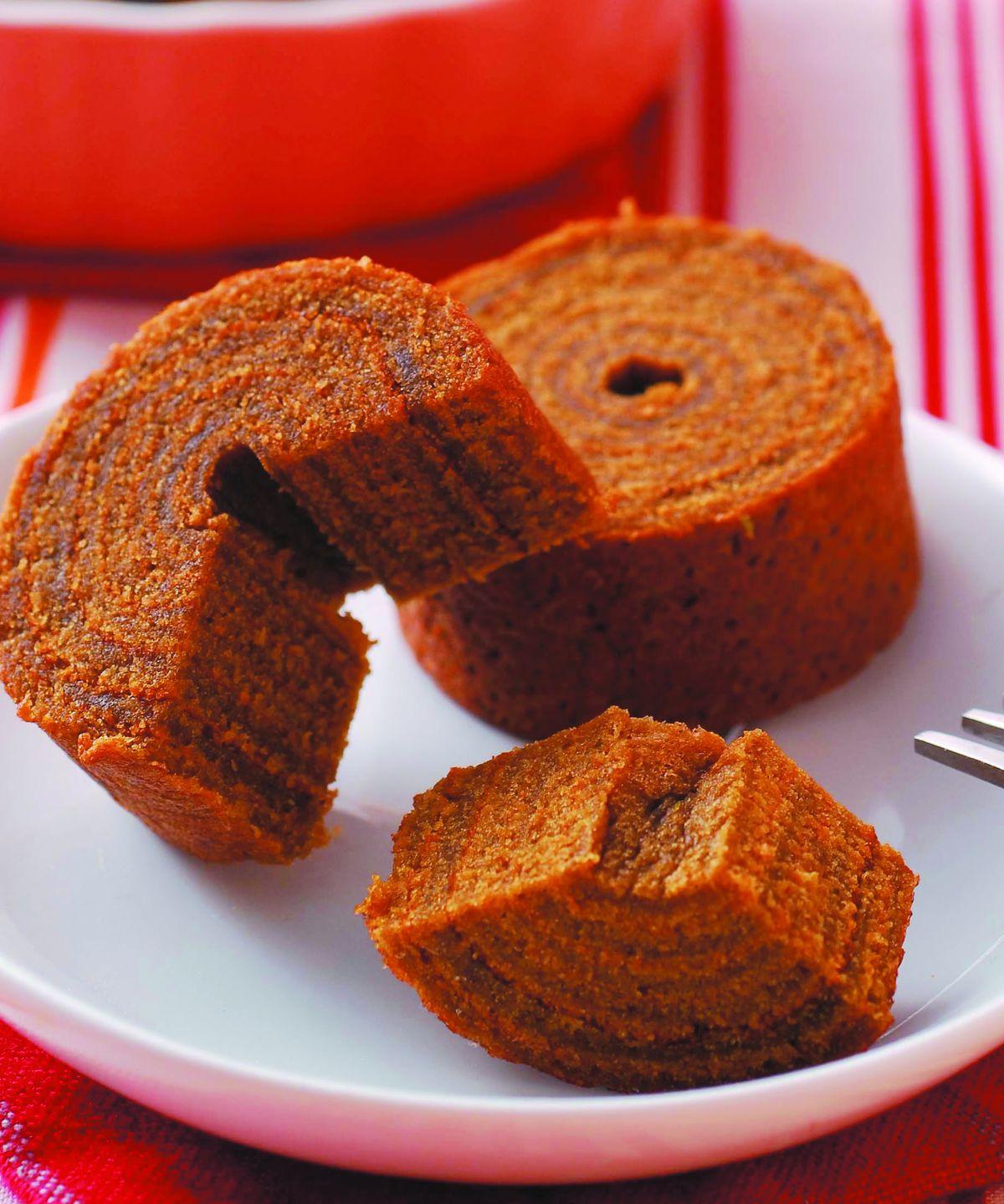食譜:咖啡迷你年輪蛋糕