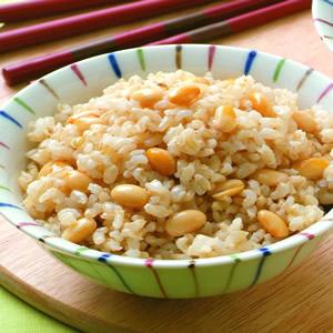 黃豆糙米飯