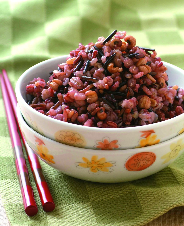 食譜:十穀養生飯