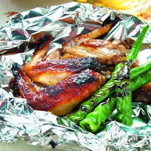 鋁燒-烤雞翅