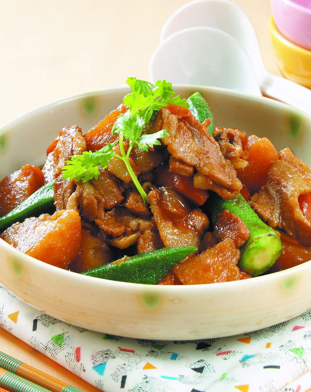 食譜:馬鈴薯燉肉(6)
