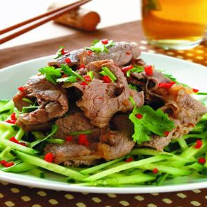 麻辣牛肉(1)