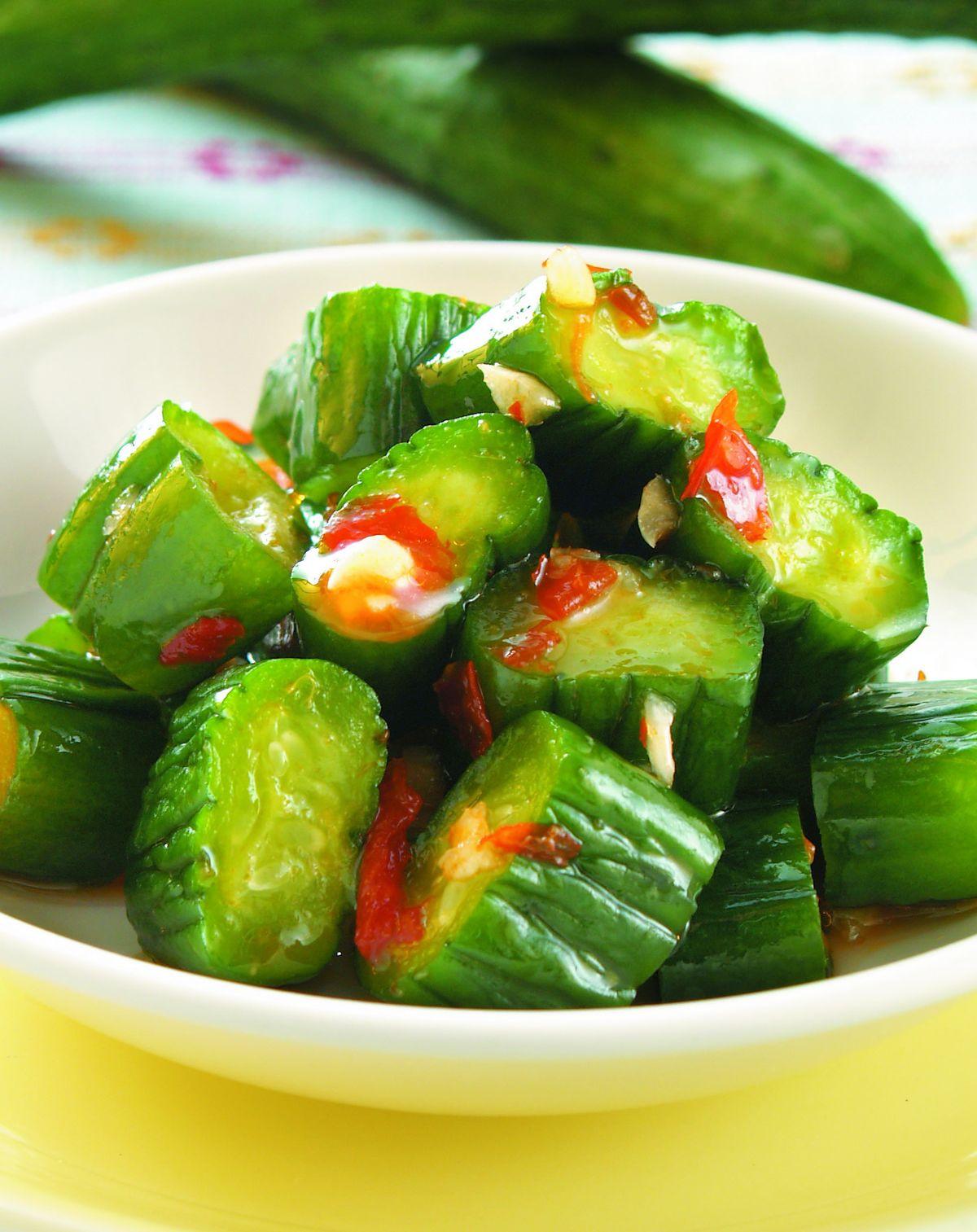 食譜:醃小黃瓜(2)