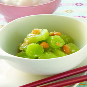 醃菜心(4)