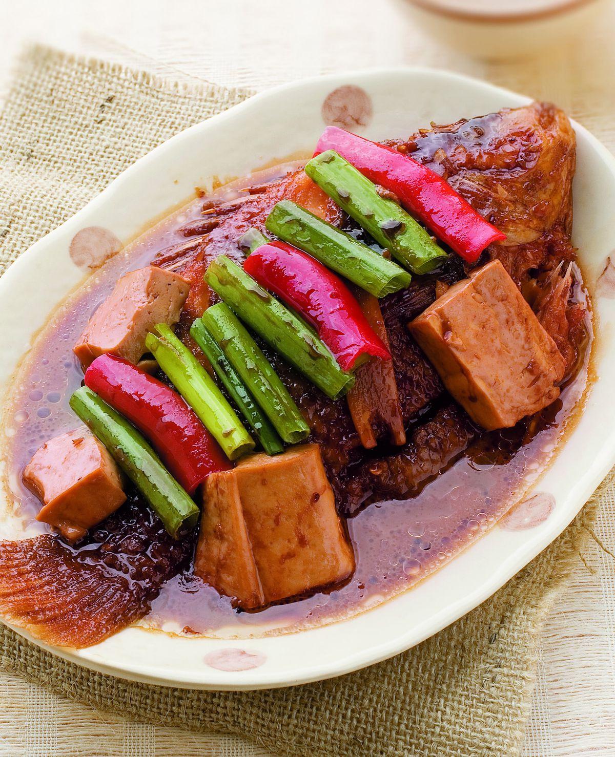 食譜:家常紅燒魚