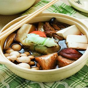 養生蒟蒻鍋