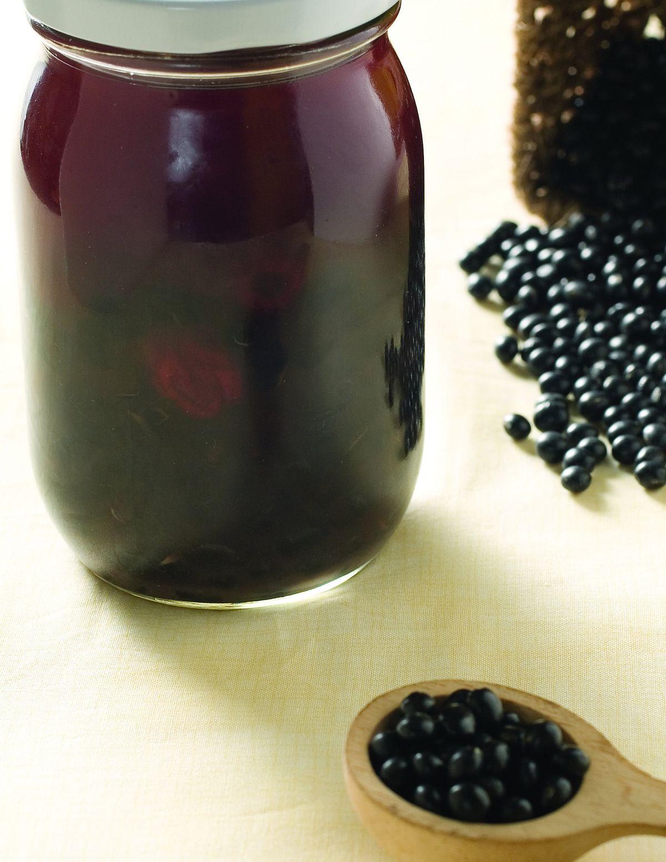 食譜:黑豆酒